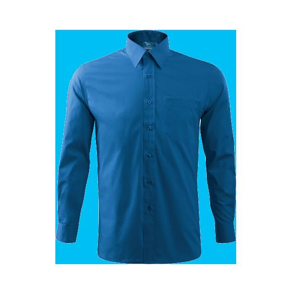 camasa-maneca-lunga-barbati-albastru