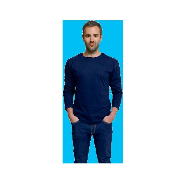 tricou-maneca-lunga-cambon-bleumarin-1