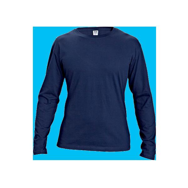 tricou-maneca-lunga-cambon-bleumarin