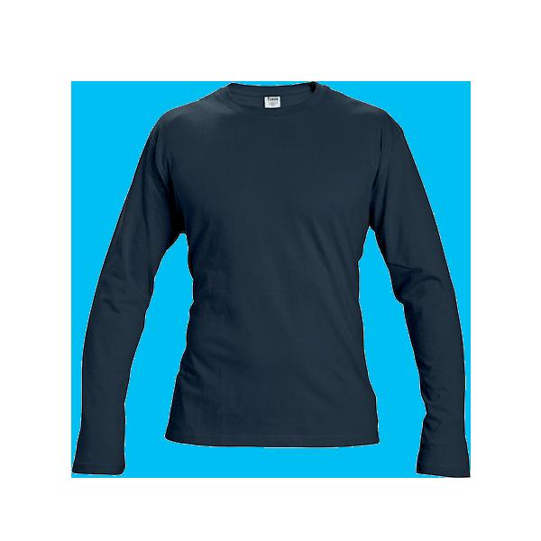 tricou-maneca-lunga-cambon-negru