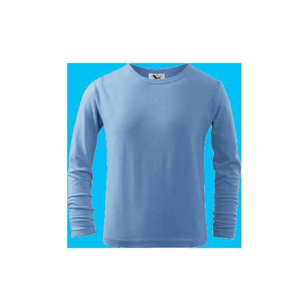 tricou-maneca-lunga-copii-albastru-deschis