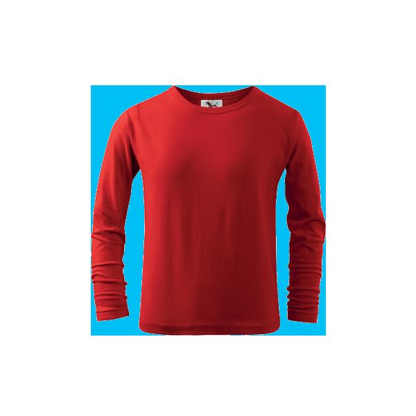 tricou-maneca-lunga-copii-rosu