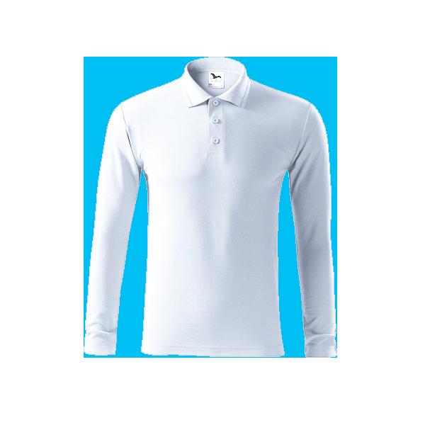 tricou-polo-maneca-lunga-pique-alb