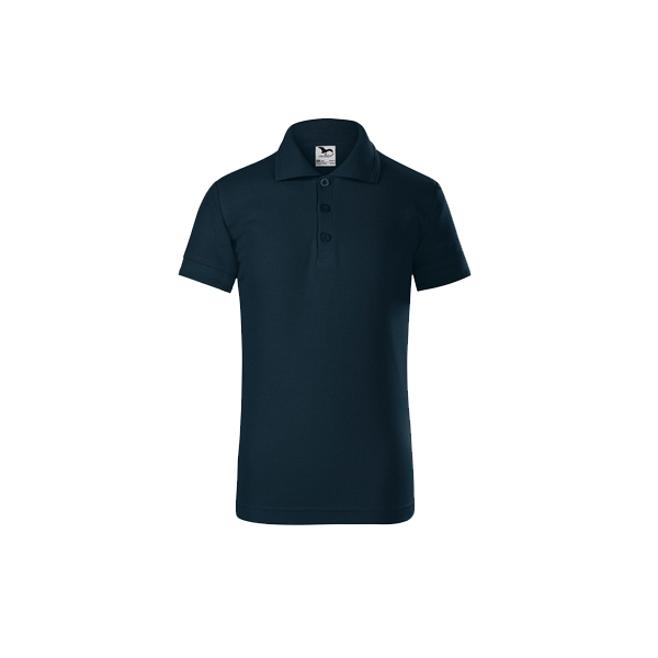 tricou-polo-maneca-scurta-copii-pique-bleumarin
